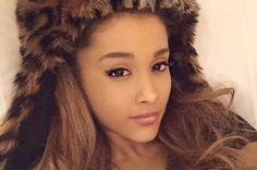 Ariana Grande looks angelic ahead of Victoria's Secret Fashion Show performance in white mini-skirt Ariana Grande 2015, Ariana Grande Problem, Ariana Grande Images, Adriana Grande, My Everything Ariana Grande, Bilal Hassani, Bae, Dangerous Woman, Kpop