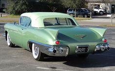 The very first 1957 Cadillac Eldorado Biarritz: