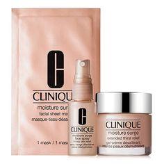 Clinique Moisture Surge Skincare Travel Set 1set,