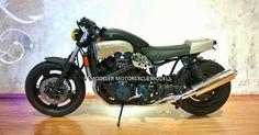 REMODELER MOTORCYCLE MODELS: RMM#31 YAMAHA VMAX Yamaha V Max, Cooking Tools, Cars And Motorcycles, Muscles, Biker, Awesome, Vehicles, Beauty, Beautiful