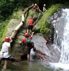 Ecoquest Tours ziplining