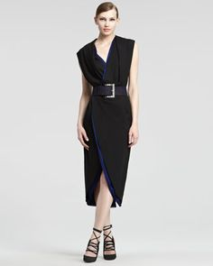 Wrap Dress - Donna Karan