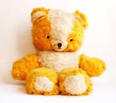 Your place to buy and sell all things handmade Bear Toy, Teddy Bear, Star Of The Day, Doll Toys, Dolls, Vintage Soft, Kind Words, Antiques, Animals