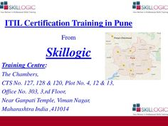 ITIL Certification and Training details for Skillogic providing classes in Pune