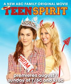 Teen Spirit 2011 An ABC Family movie that was a little slow to start but once it did it served up a nice but familiar story. Slow to start because we are supposed to believe that Lindsey Shaw is anything short of beautiful and needs to be made over to become beautiful. Suspend disbelief and you will be rewarded with a sweet little movie about doing the right thing even if it feels wrong... for you. Nice performances, a sweet little story and a nice message for the kids and the kid in us all…