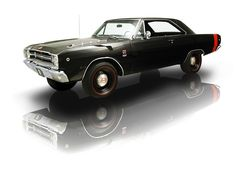 1968 Dodge Dart GTS, not even close that little pretender out there today.