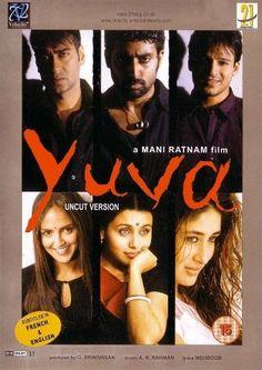 awesome Yuva (Ajay Devgan / Abhishek Bachchan / Kareena Kapoor / Hindi Film / Bollywood Movie / Indian Cinema DVD)