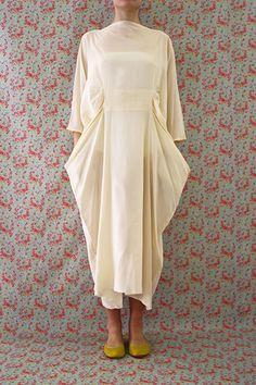 Daniela Gregis Cigno Dress
