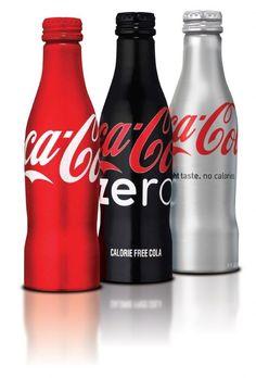 Envases de Coca-cola... -