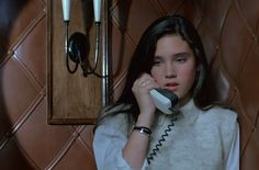 Jennifer Connelly. Phenomena (1985, Dario Argento).