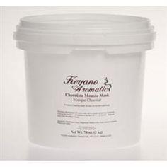 Keyano Chocolate Mousse Mask 1.6 Kg http://somaticmassagepc.com/