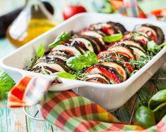 Tian de légumes au thym