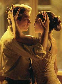 Tango...Richard Gere and Jennifer Lopez. The Dancer.