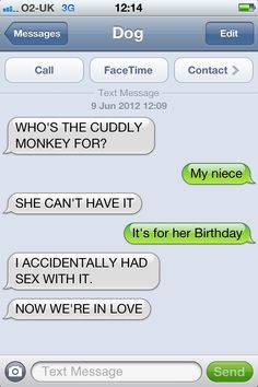 O.M.G.    this made me seriously LAUGH.