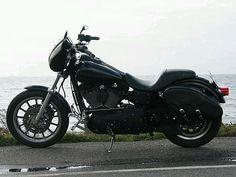 Harley-Davidson Dyna Super Glide Sport. From SOA