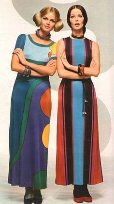 Fashion choices of 1971.