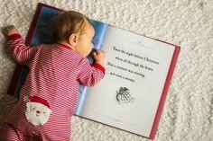28 bebés que clavaron su primera sesión fotográfica de Navidad