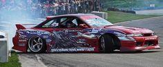 Jdm Cars, Tuner Cars, Drift Truck, Vinyl Wrap Car, Japanese Sports Cars, Formula Drift, Nissan 240sx, Street Racing Cars, Pet Fox