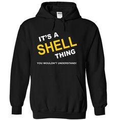 Its A Shell Thing - #tshirt quilt #sweatshirt fashion. ACT QUICKLY => https://www.sunfrog.com/Names/Its-A-Shell-Thing-ntgrc-Black-13157695-Hoodie.html?68278