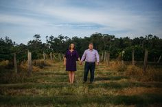 matt & alana engagement // zoe anne photography // windy hill vineyard engagement