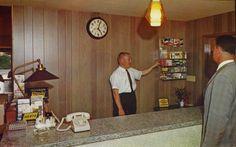 Motel Lobby