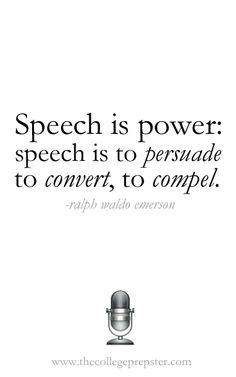 College Prep: A Mini Guide to Public Speaking