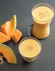Mango-Melon Smoothie