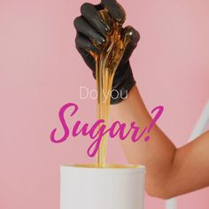 gloved hand holding sugar used for sugar hair removal Sugaring Hair Removal, Natural Hair Removal, Wax Hair Removal, Natural Skin Care, Sugaring Vs Waxing, Diy Your Hair, Sugar Waxing, Hair Issues, Diy Body Scrub