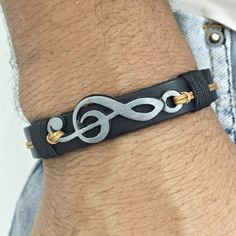 Pulseira masculina couro clave do sol mens bracelets moda style cocar brasil fashion
