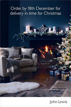 With over 300 of our sofas, sofa beds and armchairs available for delivery in just 7 days. Order by 18 December for delivery in time for Christmas.