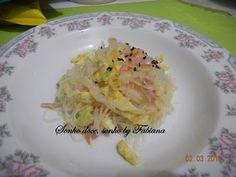 Receita de salada Harusame, leve fácil e saborosa