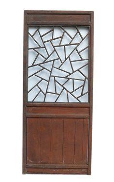 Vintage Chinese Lettuce Pattern Wood Panel Decorcs699-2  650-522-9888 goldenlotusinc@yahoo.com #interior #home #furniture #Gift #SALE
