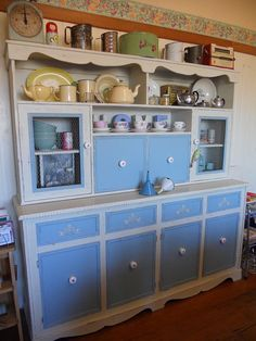 Перекраска старой мебели, или Как изменить интерьер за считанные дни - Ярмарка Мастеров - ручная работа, handmade