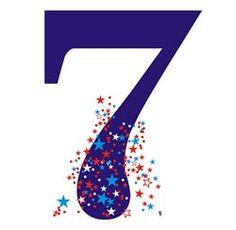 Birthday Number 7