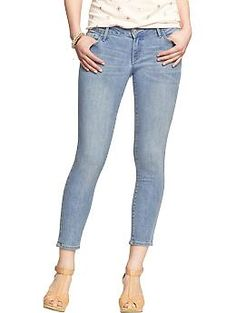 "Women's The Rockstar Cropped Jeans (26"")"