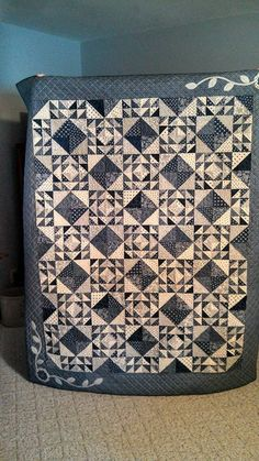 Pinochle quilt pattern