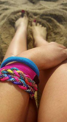 #summer #sand #color