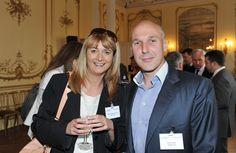 Hayley Meenan Wilkin (Tesco.com) & Steve Uren (Venda Ltd)