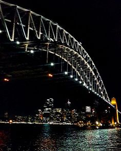 There's no place like home  #homesweethome #sydney #love #sydneyharbourbridge #sydneyharbour #work #view #stunning #harbour #traveladdicts #travel #istillcallaustraliahome #travelgram #nightlights #grand by thestatusquoy http://ift.tt/1NRMbNv