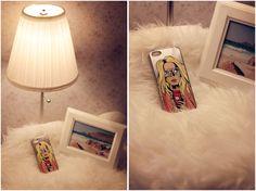 #case #apple #iphone #love #girl #art #handmade #drawing
