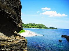 """Pagudpud, Ilocos Norte is beautiful! It's lined up with resorts (and """"caves""""). The sand is """"feet friendly"""" and the water's crystal clear. Ilocos, Caves, Resorts, Crystal, Outdoor, Beautiful, Norte, Outdoors, Vacation Resorts"""