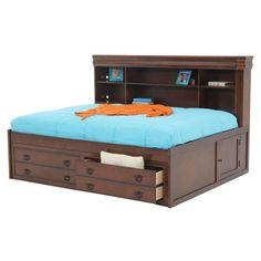 el dorado furniture sheridan full storage bed