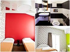 Cinco dicas de hostel em Paris