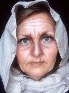 vieillissement par maquillage