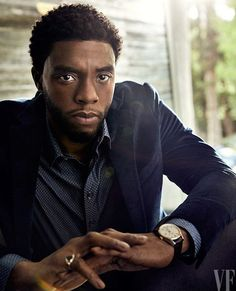 Cant wait to see Chadwick Boseman aka Black Panther in that sexy suit next week Black Panther Marvel, Black Panther 2018, Marvel Dc, Hero Marvel, Marvel Comics, Sean O'pry, My Black Is Beautiful, Gorgeous Men, Most Beautiful Man