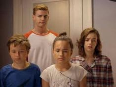 Sal,Daniel,Anika and Tess Hunter! The Cw Shows, Tv Shows, Hunter Street, Youtuber, Serie Tv, Persona, Films, Teen, Couple Photos