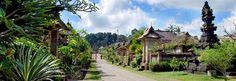 Desa Penglipuran Bali. How to Get There.