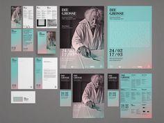 gray + color / Print / Bildtönung - Die Grosse Kunstausstellung NRW 2013