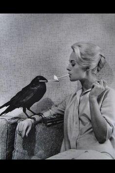 Gli uccelli ©a.hitchcock, 1963