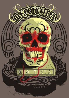 "Queens of the Stone Age - ""MEXICOLA"" - Adams Pinto ----"